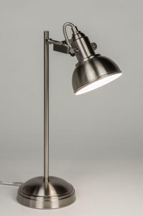 tafellamp 10446: modern, retro, industrie, look