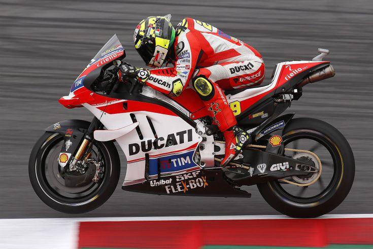 """MotoGP – Iannone: """"Podemos obter novamente um bom resultado em Brno"""""""