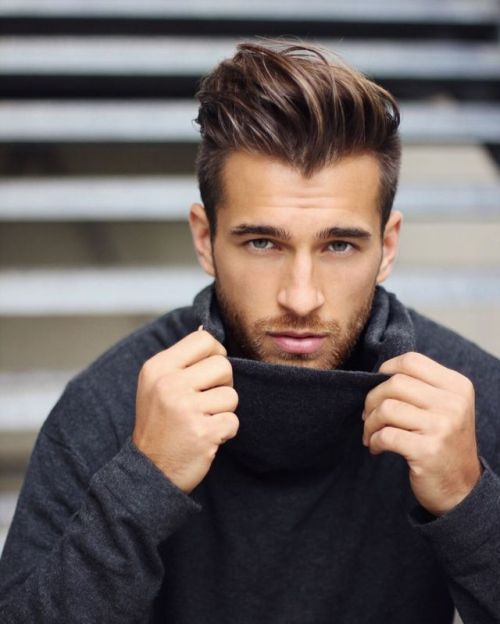 Daniel Toni Jais Lmm Loving Male Models Mens Hairstyles Short Mens Hairstyles With Beard Long Hair Styles Men