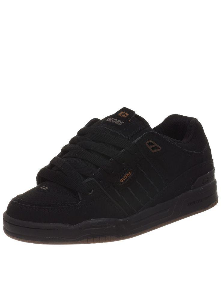 Globe Skate Shoes | Home Skateboard Shoes Globe Shoes Globe Fusion Shoes Black/Chocolate