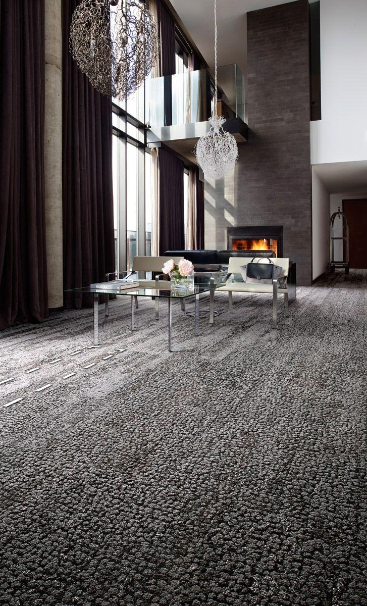 Nickel installation | Interface modular carpets ...