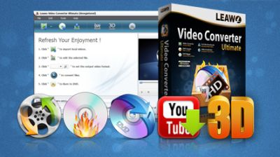 Video Converter2 400x224 Video Converter Ultimate (Review) and a Giveaway