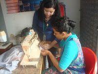 Taís Paranhos: Curso de corte e costura em Itapissuma