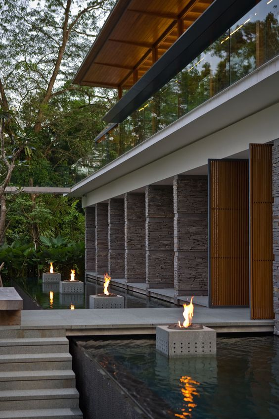 Nassim Road House by Bedmar Shi | Singapore