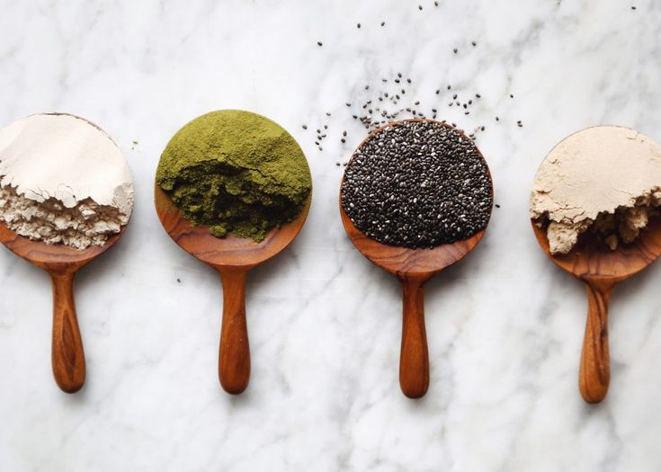 Power Powder - raw + vegan protein powder and superfood mix recipe, perfect for travel or quick, convenient meal  // inmybowl.com