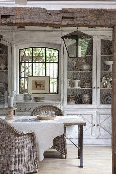 95 best Chicken Wire Doors images on Pinterest | Sweet home ...