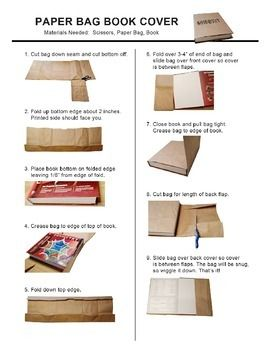 How to cover bags