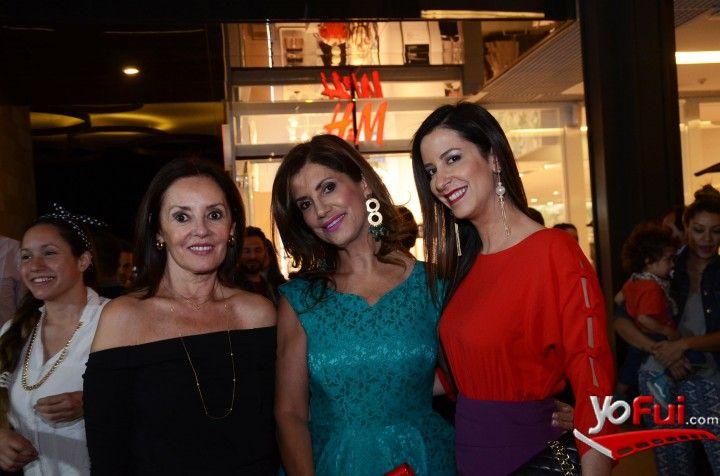 YoFui.com: Isabel Marchant, Isabel Gil, Vanessa Noé en Casa Costanera presenta:  Tendencias Casa Costanera, Casa Costanera, Santiago (Chile)