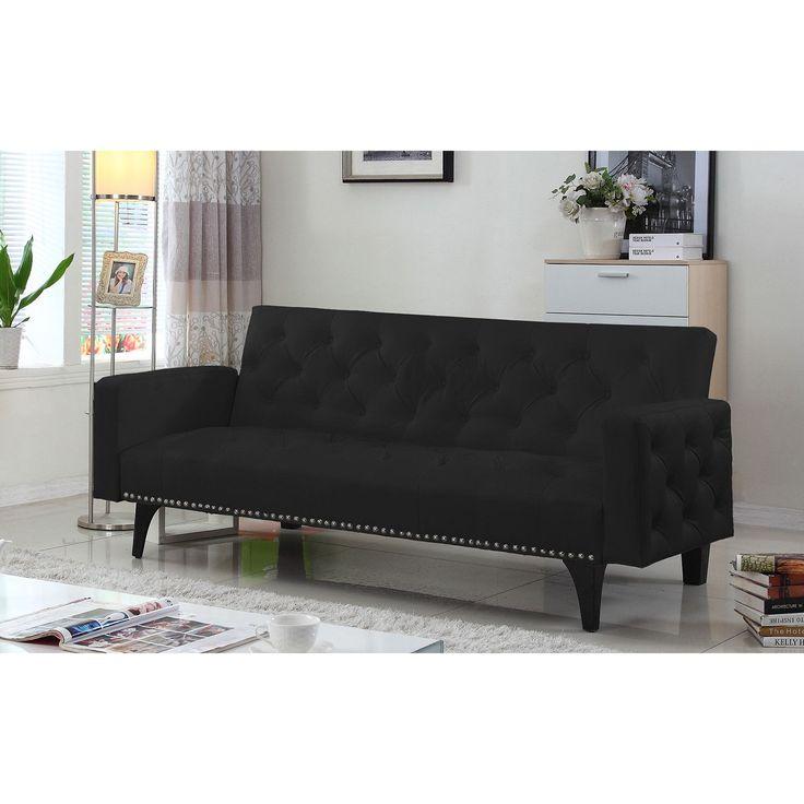 Modern black sleeper chair ikea