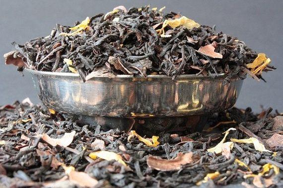 Doppio cioccolato sciolto foglia di tè di RosieLeaTeaUK su Etsy