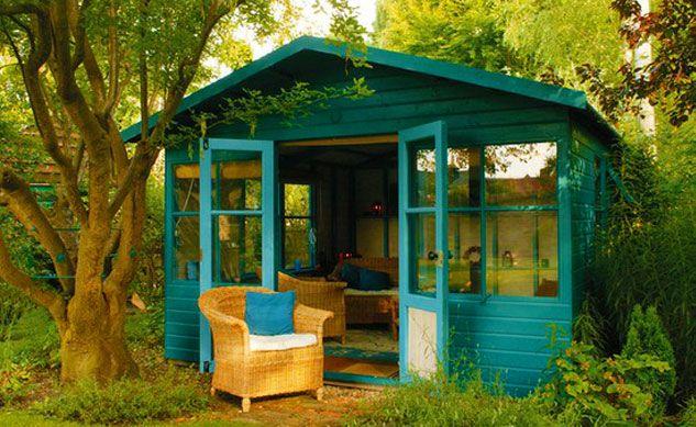 Custom Wood Sheds, Outdoor Storage Buildings, Garden Sheds, Garages – California Quality Sheds