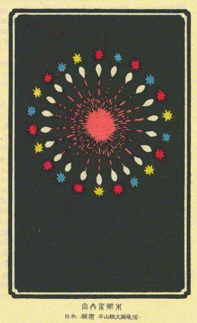 light color sound: fireworks