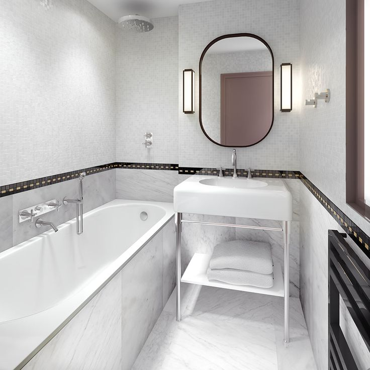 Hotel La Tamise - Paris - Reopening - A bathroom #boutiquehotelparis #calmhotelparis