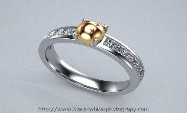 Dragon Ball Z Wedding Ring Picture Wedding Pinterest Ring