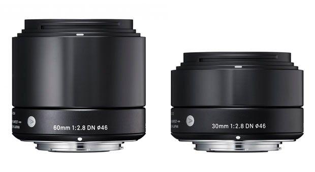 Sigma unveils three new MFT and Sony E-Mount lenses