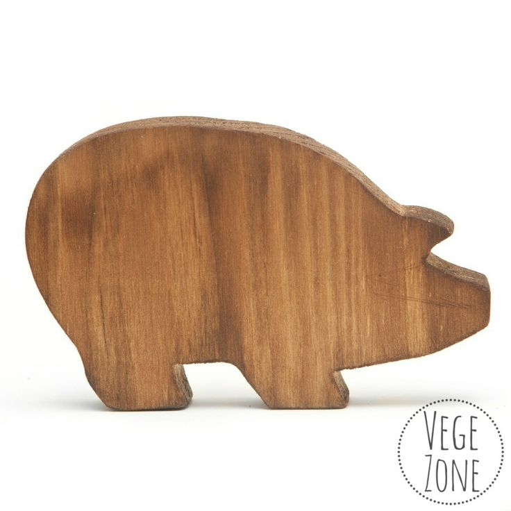 Perfect decoration for a vegan home! http://vegezone.pl/42-z-drewna