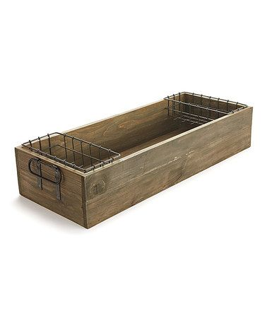 Another great find on #zulily! Butler's Pantry Tray #zulilyfinds