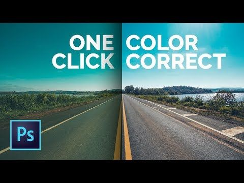 A Quick and Effective Photoshop Color Correction Technique   Fstoppers