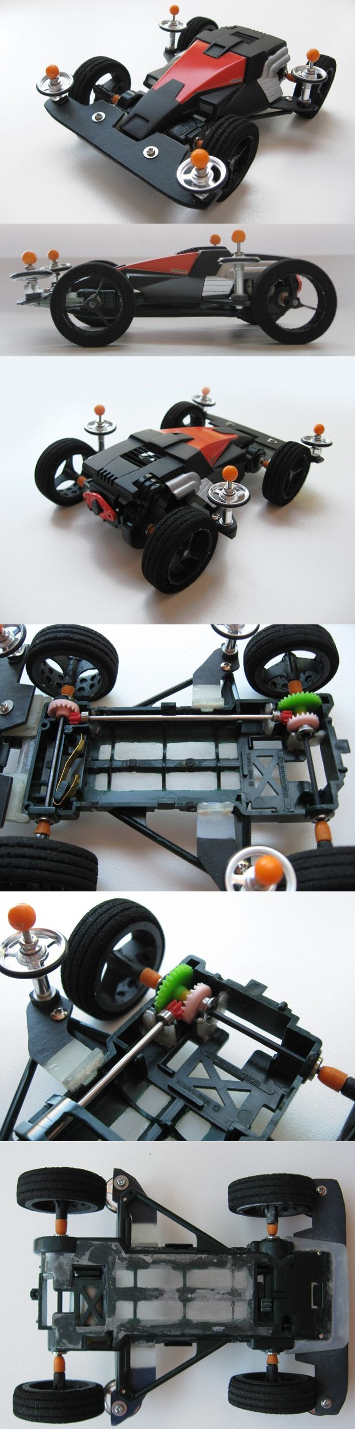 Dash X1 Proto Emperor, Mini 4WD Street by Aran | Mini 4WD | #Mini4WD | #Tamiya | #ミニ四駆