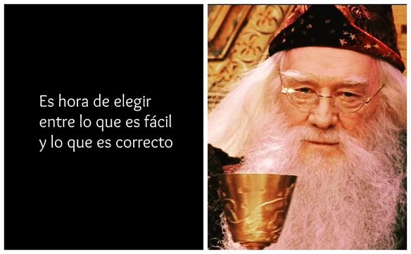 10 frases que Albus Dumbledore que aunque no seas fan de Harry Potter tienes que…