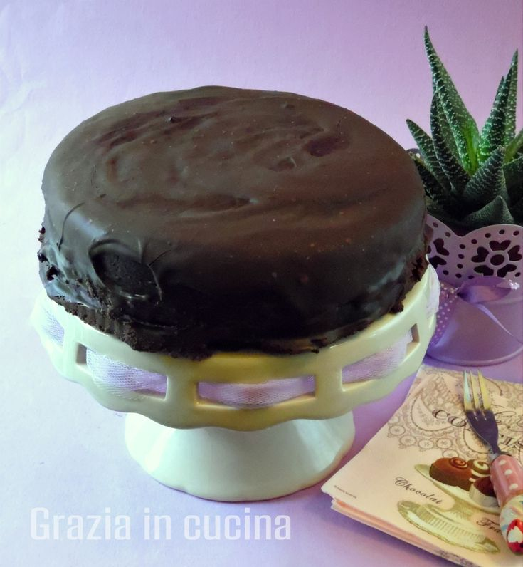 Torta cioccolato e barbabietola   -  Re-cake 2.0