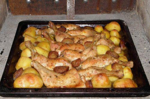 Csirkecomb pékné módra - dobj mindent a tepsibe, és már sütheted is - Ketkes.com