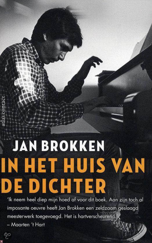 In het huis van de dichter -  Jan Brokken