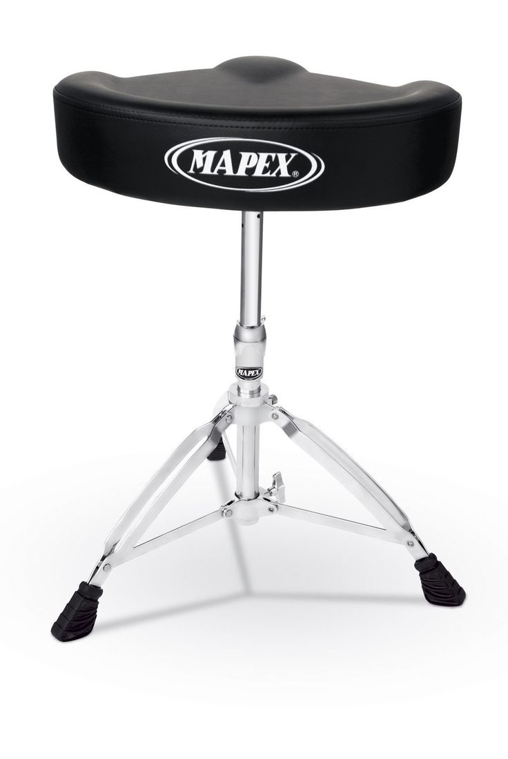 Mapex T575A Saddle Top Drum Throne Heavy Duty