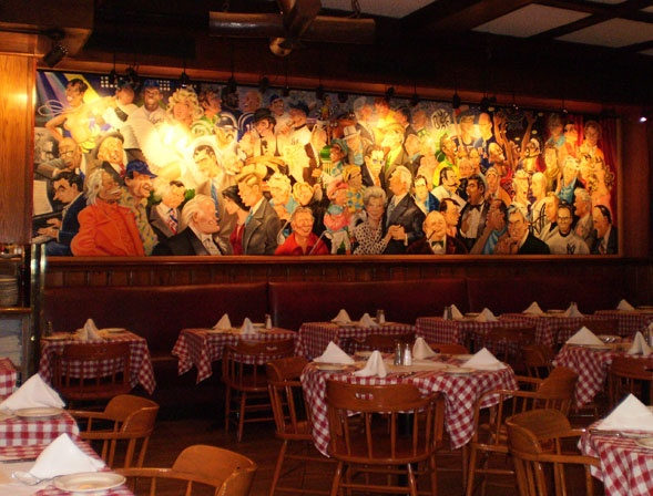 Gallagher Steak House - New York City