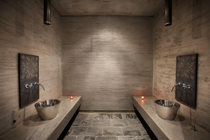Entering the Spa is a spiritual process, created to ensure guests leave their commercial, fast paced lives behind, before entering the tranquility of the spa.