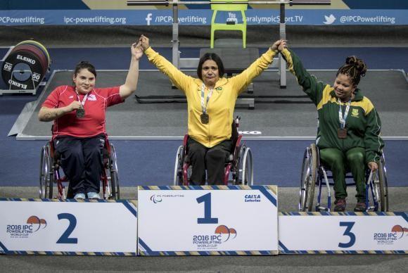 RS Notícias: Copa do Mundo de Halterofilismo Paralímpico começa...