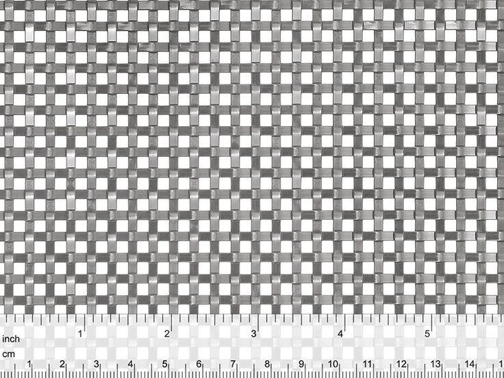 Grille en acier inoxydable LARGO-PLENUS 2027 by HAVER & BOECKER OHG