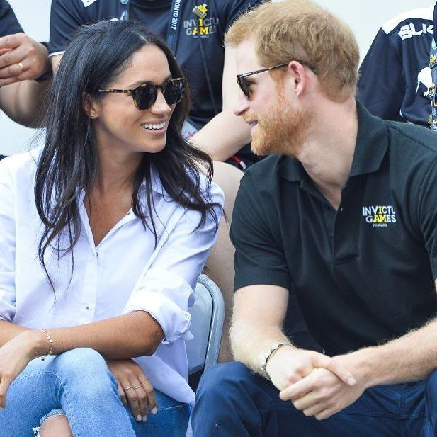 Lovely news to brighten up a dreary Monday morning: congratulations to Prince Harry and Meghan Markle who announced their engagement today!