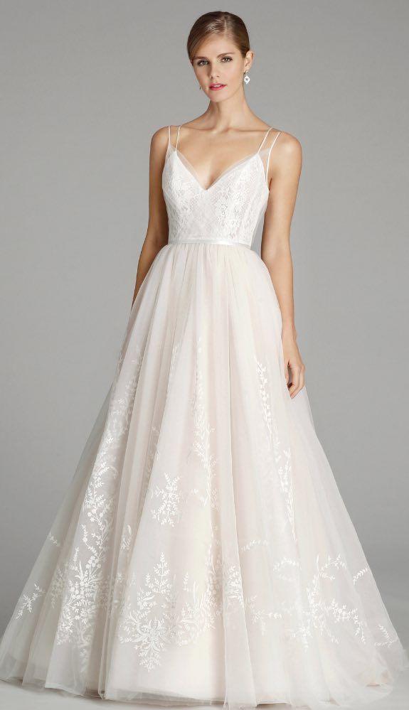 Bridal Gown Inspiration by Alvina Valenta