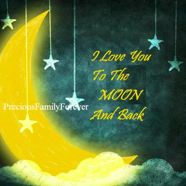 I Miss You To The Moon And Back Quotes: For My Boys... I Love You To The Moon And Back