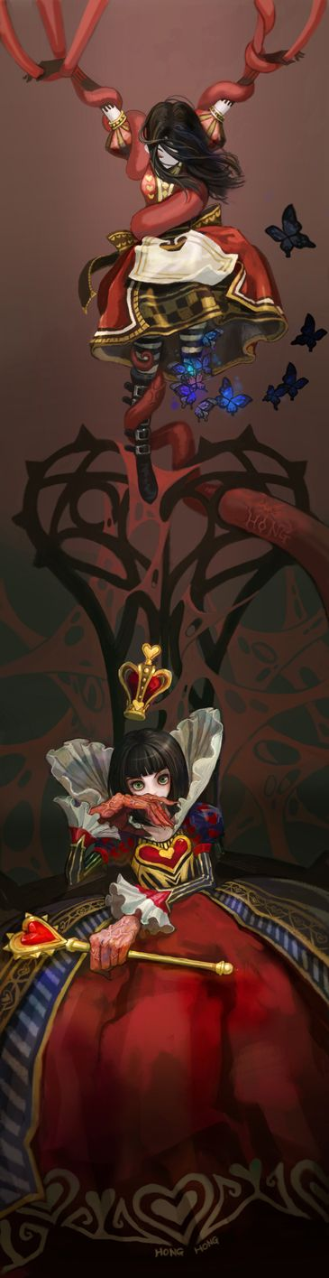 Tags: Anime, Fanart, Pixiv, American McGee's Alice, Fanart From Pixiv