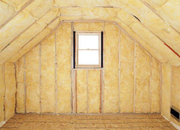 10 Parts Of The Home You Can And Should Renovate In Winter Attic Remodel Attic Flooring Attic Insulation