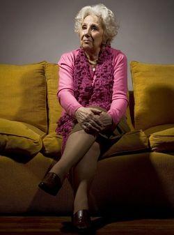 Doña Estela de Carloto. Nobel. Abuela.
