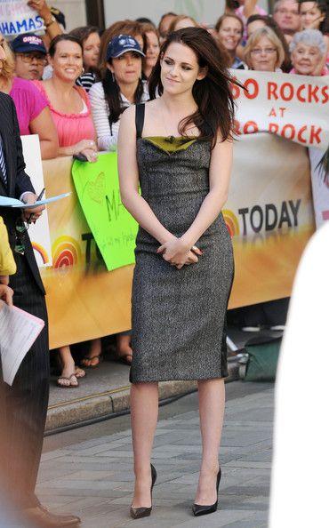 """Kristen Stewart Photo - Kristen Stewart Looks Stylish On """"Today"""" Show"""