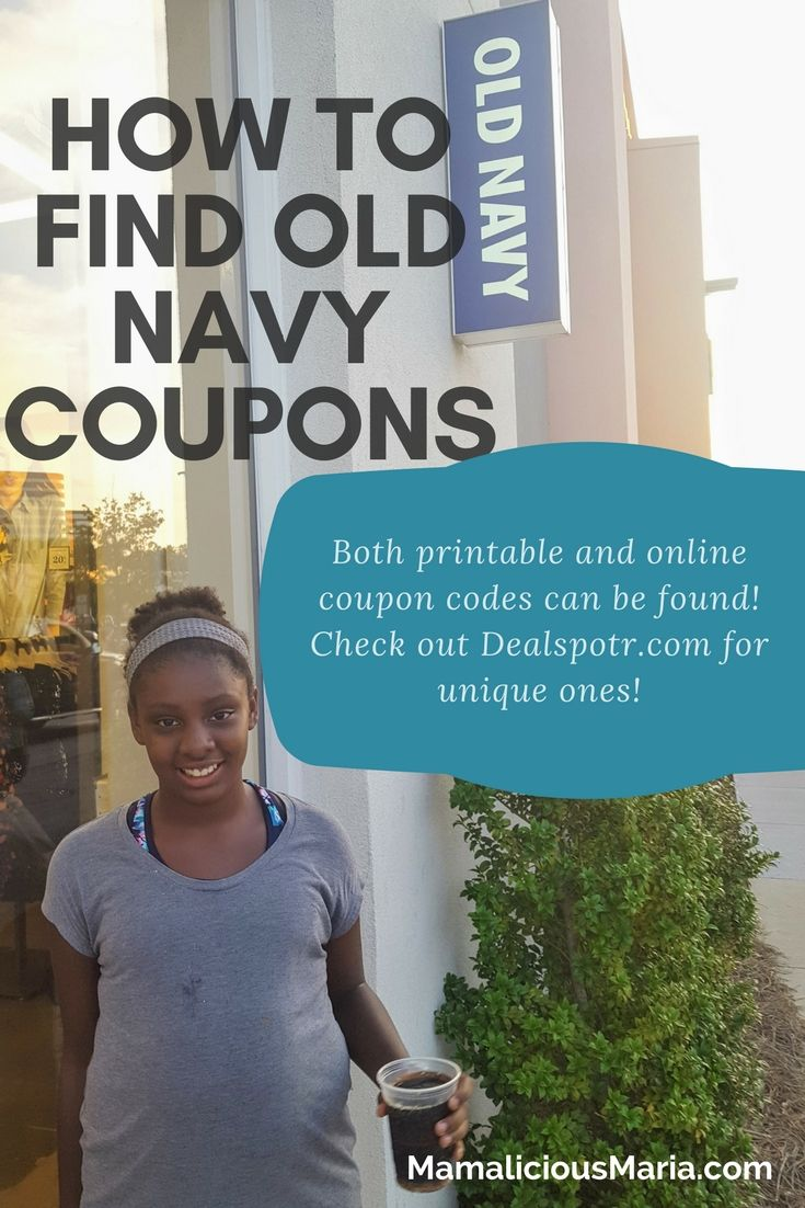 43 best saving money images on pinterest frugal frugal tips and how to find old navy promo codes that actually work couponscoupon fandeluxe Choice Image