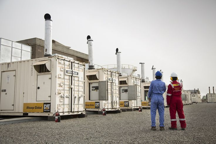 Altaaqa Global installed a 54 MW power plant in Aden, Yemen. Installed in only 23 days, the power plant provided up to 15% of the summer electricity demand and benefited approximately 150,000 establishments and households.