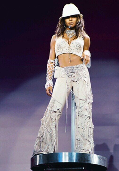 The 14 Best Janet Jackson Outfits on Stage | Vivid Seats