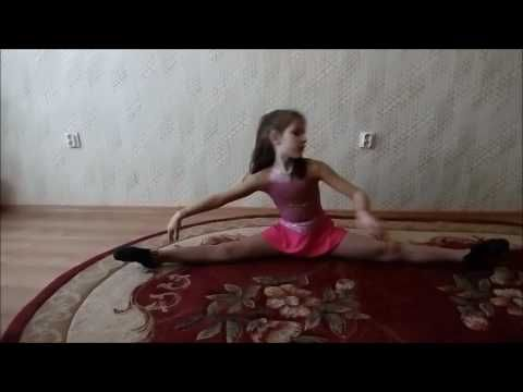 Гимнастика, шпагат