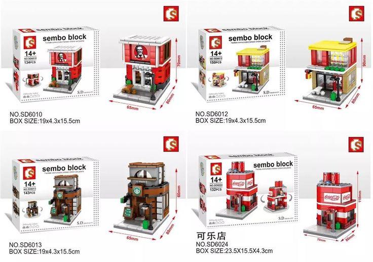 Belanja Online – Lazada.Co.Id – Sembo Mini World Best Seller 1 « Donny M. Sitompul's Blog