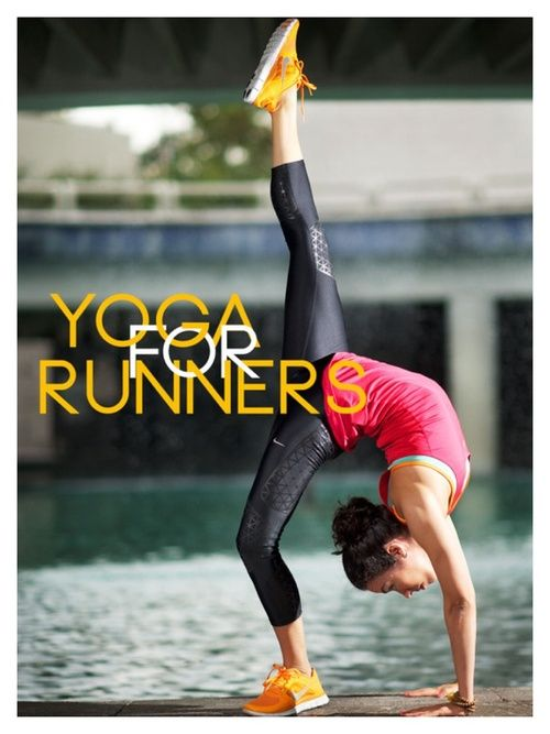 yoga for runners... Been contemplating whether to click through some DD or go for a quick run... This pin made the decision for me. Peace.