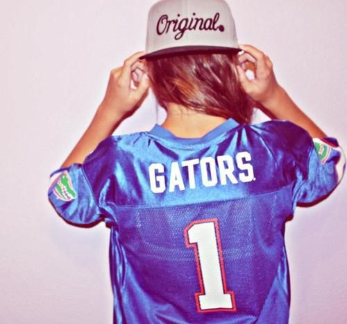 Florida Gators - want this jersey so bad.