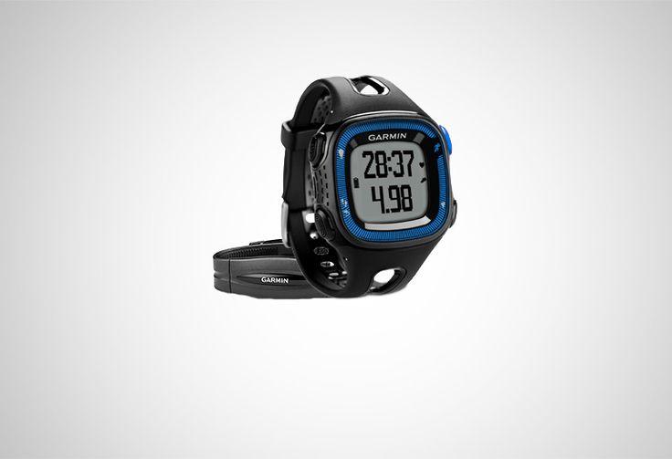 #Garmin Forerunner 15 GPS HRM #Sklep_Biegacza