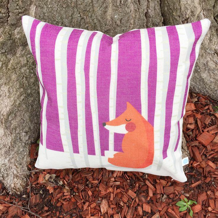 Your adventure awaits! Happy weekend   Check out our store for more creative cushions www.etsy.com/shop/BluStore  #cushion #design #australia #melbourne #sydney #perth #brisbane #queensland #creative #pillow #lifestyle #etsy #modern #homeware #homedeco #gift #idea #fox #purple #nursery #children #kids