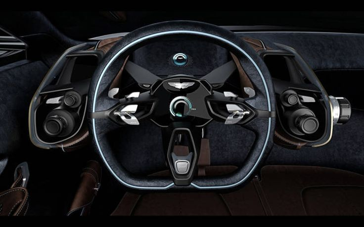 Aston Martin DBX Concept Volante fx
