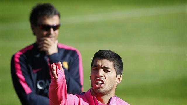 Barcelona Stars : Enrique lost twice as Martino points … but Guardio...